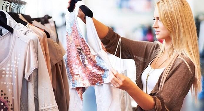 Behind Producing Clothing Fabric